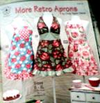Cover of More Retro Aprons
