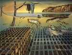 The Disintegration of Persistance by Dali